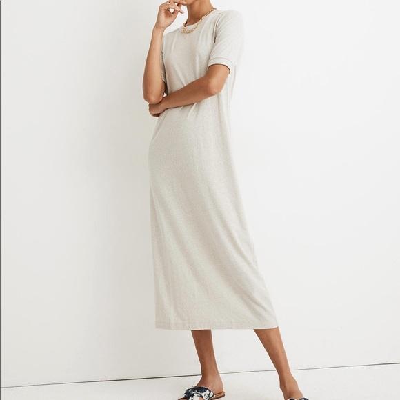 Madewell Dresses   Midi Tee Dress